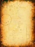 Het document van Grunge Royalty-vrije Stock Afbeeldingen