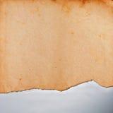 Het document van Grunge textuur, uitstekende achtergrond Royalty-vrije Stock Fotografie