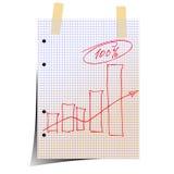 Het document van het bureau Royalty-vrije Stock Afbeeldingen
