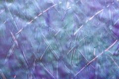 Het Document van het deeg: Het roze en het Blauw Stock Fotografie
