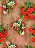 Het document van Kerstmis achtergrond Stock Fotografie