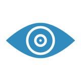 Het doel, doel, vat conceptueel pictogram samen stock illustratie