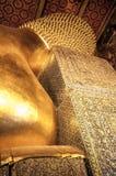 Het doen leunen Budhha Stock Afbeelding