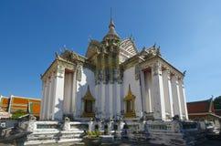 Het doen leunen van de tempel van Boedha (Wat Pho) Royalty-vrije Stock Foto's