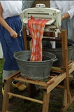 Het doen van de wasserij Royalty-vrije Stock Afbeelding