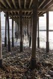 Het Dok in Ventura Beach stock afbeeldingen