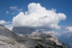 Het Dolomiet Stock Afbeeldingen