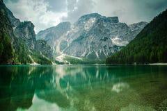 Het Dolomiet, Noordelijk Italië stock foto