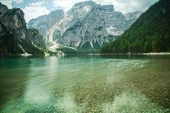 Het Dolomiet, Noordelijk Italië royalty-vrije stock afbeelding