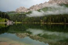 Het Dolomiet, Noordelijk Italië royalty-vrije stock afbeeldingen