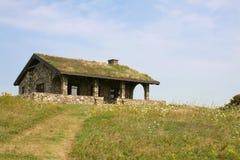 Het Domein van de beukheuvel, Rockport, Maine Royalty-vrije Stock Foto's