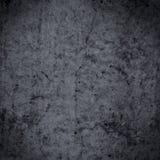 het donkere beton van de grungetextuur Stock Afbeelding