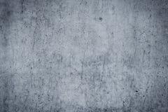 het donkere beton van de grungetextuur Stock Foto's