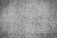 het donkere beton van de grungetextuur Stock Foto