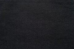 Het donkere detail van de stoffentextuur Royalty-vrije Stock Foto's