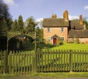 Het Dorp Herefordshire van Eastnor Royalty-vrije Stock Foto's