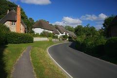 Het dorp van Barwick Royalty-vrije Stock Afbeelding