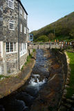 Het Dorp van Cornwall Stock Foto's