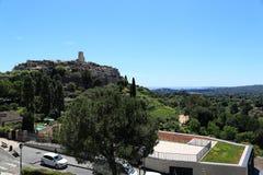 Het dorp van de Provence van Saint Paul DE Vence stock foto's