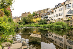 Het Dorp van Edinburgh royalty-vrije stock fotografie