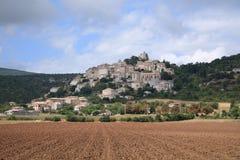 Het dorp van Provençal Stock Fotografie