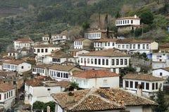 Het dorp van Sirince Stock Fotografie