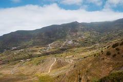 Het Dorp van Tenerife stock afbeelding