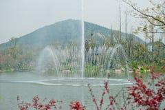 Het dorp van Yangshan Stock Afbeelding