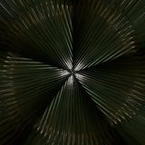 Het dramatische Radiale abstracte patroon van het waveyglas Royalty-vrije Stock Foto
