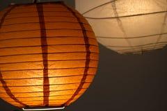Het drijven lichten Stock Fotografie