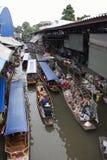 Het drijven Markt 2 Royalty-vrije Stock Foto