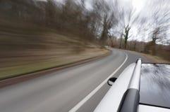 Het drijven van een auto Royalty-vrije Stock Foto