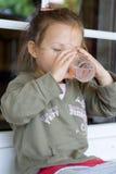 Het drinken Stock Fotografie