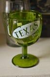 Het drinken van Texas kop Royalty-vrije Stock Foto's