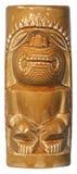 Het Drinken van Tiki Kop Royalty-vrije Stock Afbeelding