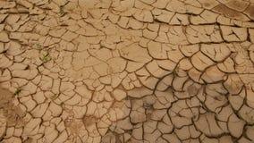 Het droge land Stock Fotografie