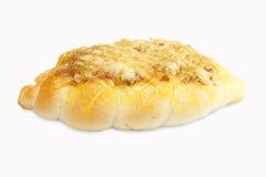 Het droge verscheurde brood van de varkensvleesmayonaise Royalty-vrije Stock Foto's