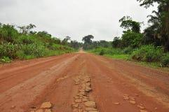 Het dromen van Afrika stock fotografie
