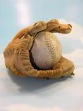 Het Dromen van het honkbal Stock Foto's