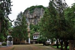 Het Dryanovo-Klooster Royalty-vrije Stock Afbeeldingen