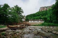 Het Dryanovo-Klooster Stock Foto