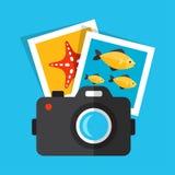 Het duiken foto 2 Royalty-vrije Stock Afbeeldingen