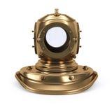 Het duiken helm Royalty-vrije Stock Foto's