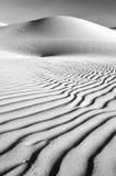 Het duin van de woestijn Royalty-vrije Stock Foto