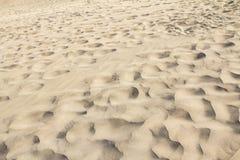 Het Duinwoestijn van het Maspalomaszand, Grote Canaria Royalty-vrije Stock Afbeelding