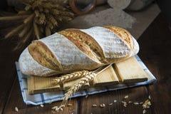 Het Duitse Panorama van het Brood van de Zuurdesem Stock Foto's