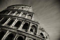 Het duo van Colosseum Stock Afbeelding