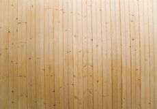 Het echte houten opruimen Royalty-vrije Stock Foto