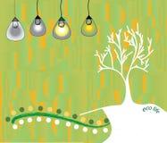 Het Ecoleven Royalty-vrije Stock Afbeelding