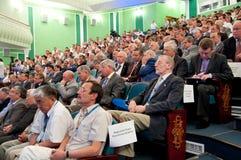 Het economische forum van Baikal Stock Afbeeldingen